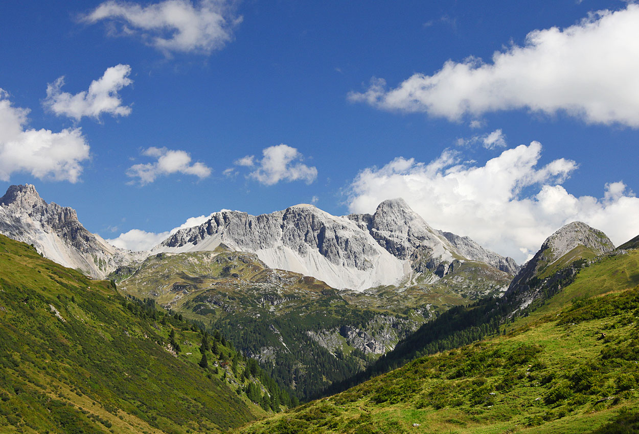 Bergsteigen Almhütte Zederhaus